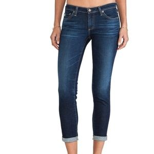 Adriano Goldschmied Stilt roll up jeans